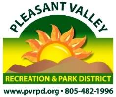 Pleasant Valley Recreation and Parks District logo